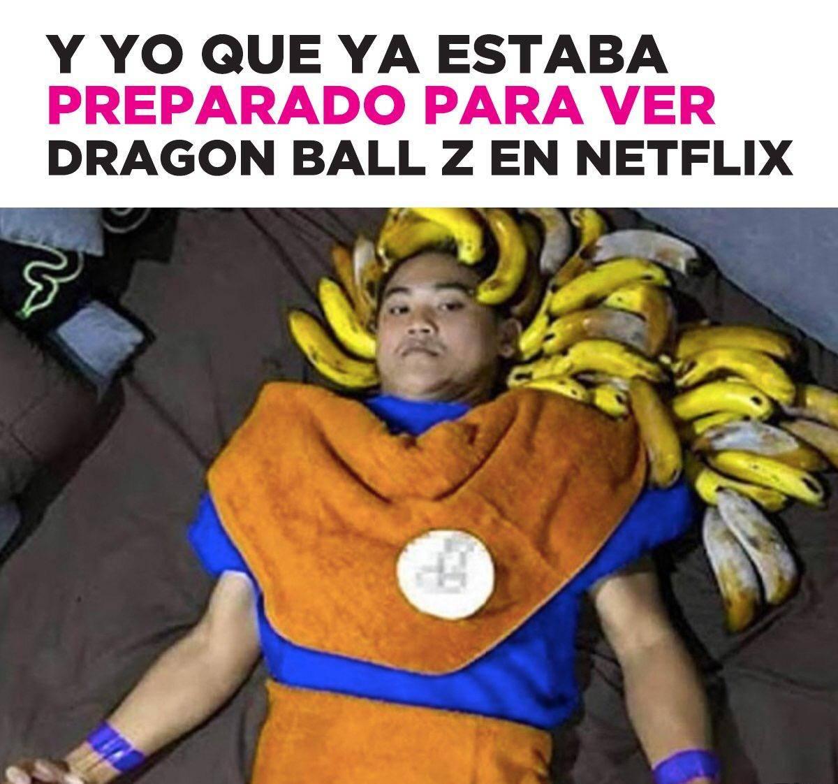 Dragonball Netflix