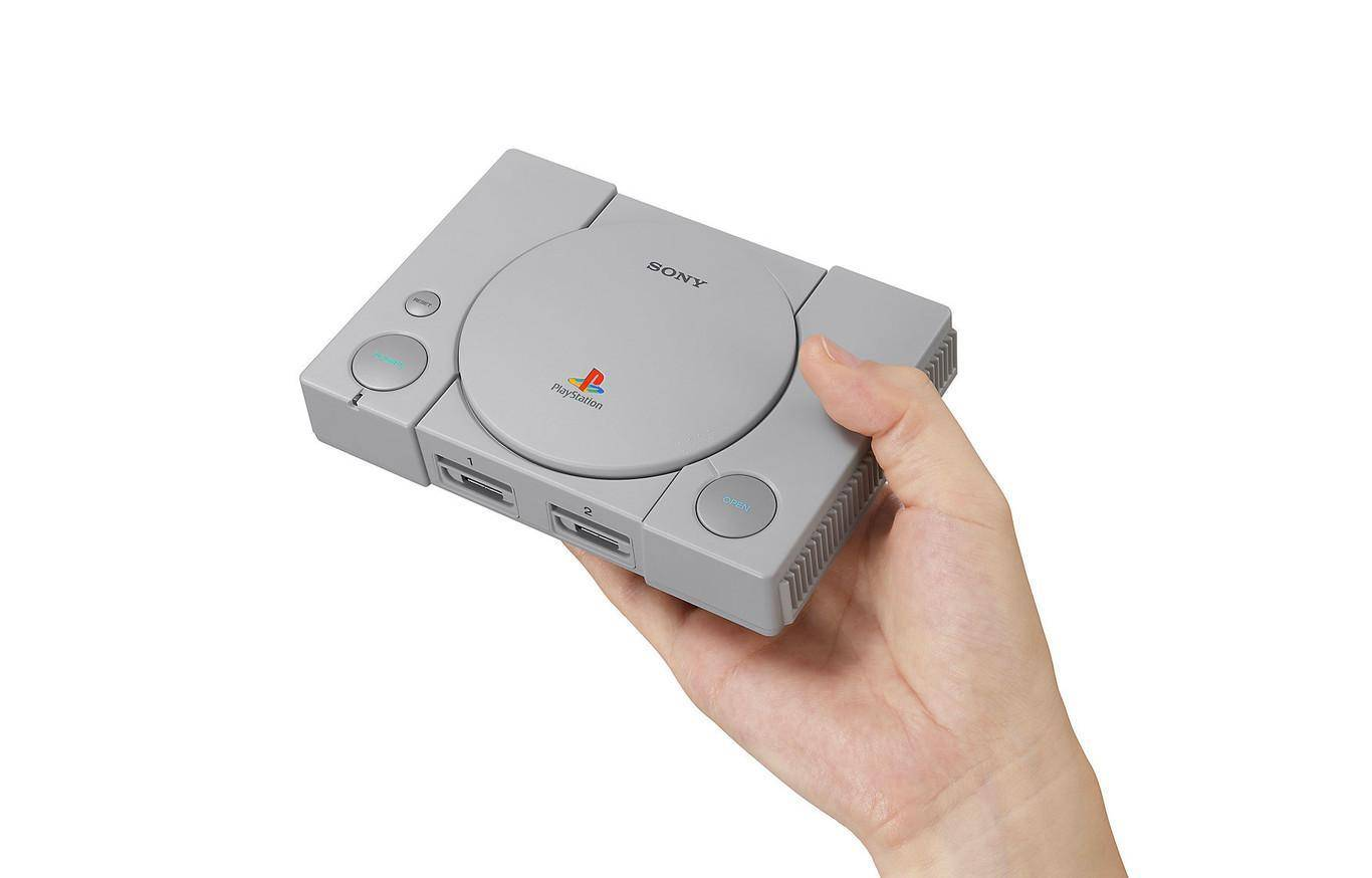Play Station Mini