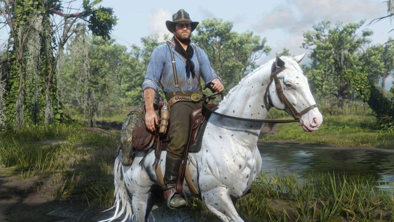 Nuevo tráiler demuestra el potencial de Red Dead Redemption 2 en PC