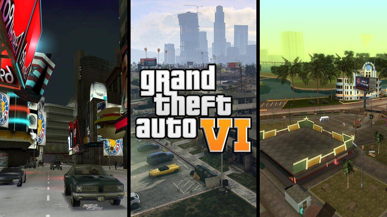Rockstar Games tiene múltiples proyectos en desarrollo
