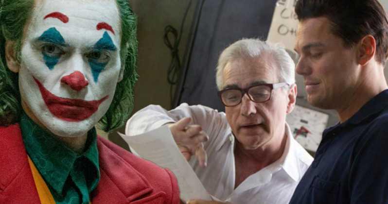 Martin Scorsese Joker