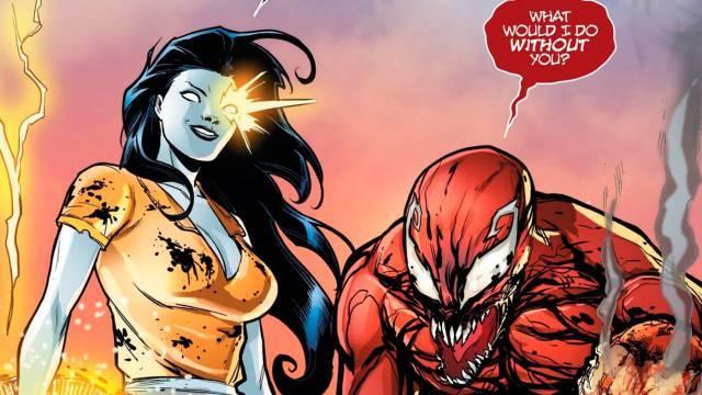Shriek & Carnage (Venom 2)