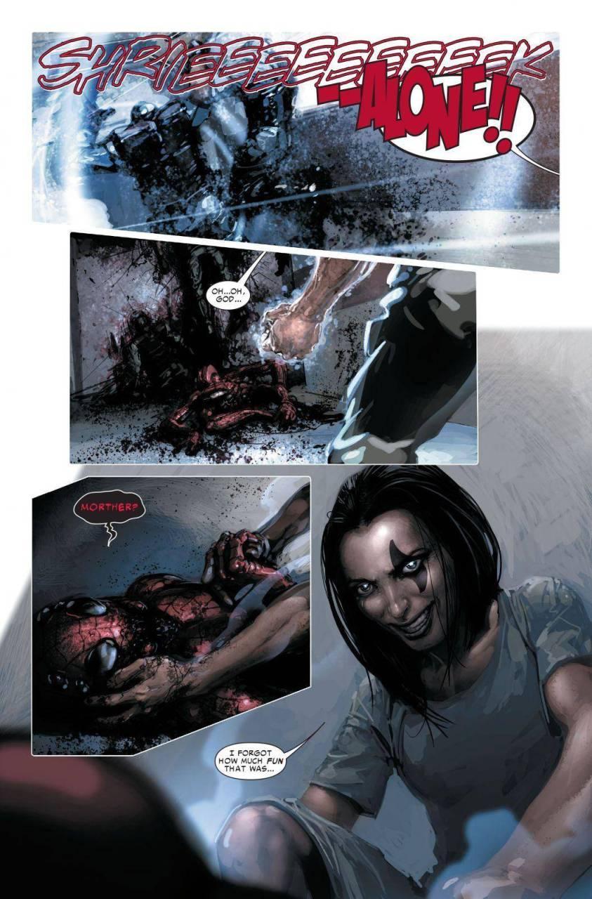 Carnage, Shriek, Venom