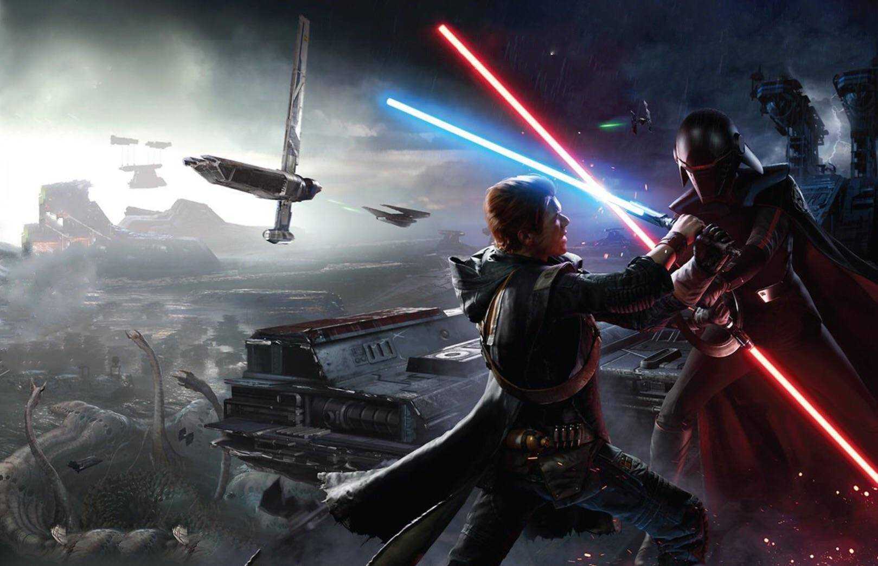 Star Wars Jedi: Battle Order (Póster)