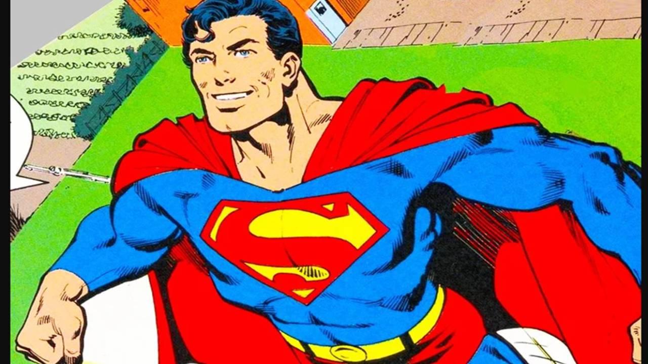Superman Man of Steel Byrne
