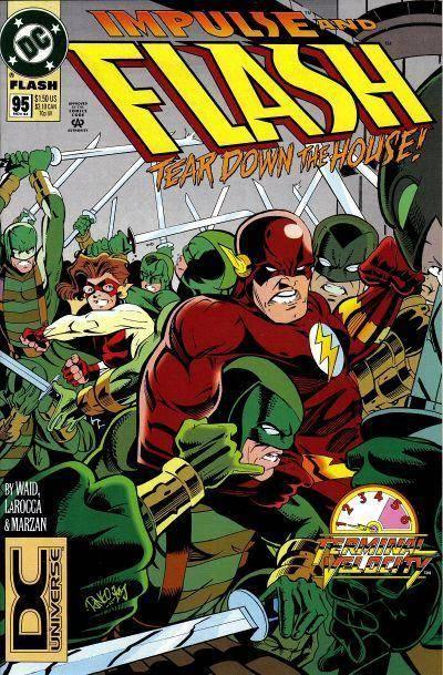 The Flash #95 - 100 (1995)