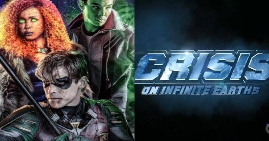titans, Crisis on Infinite Earths