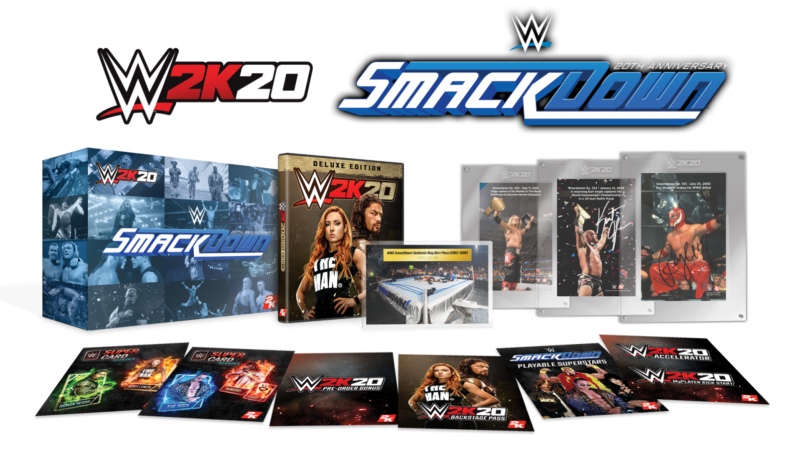 WWE 2K20: Collector's Edition