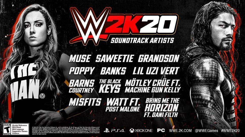 WWE 2K20 (Soundtrack)