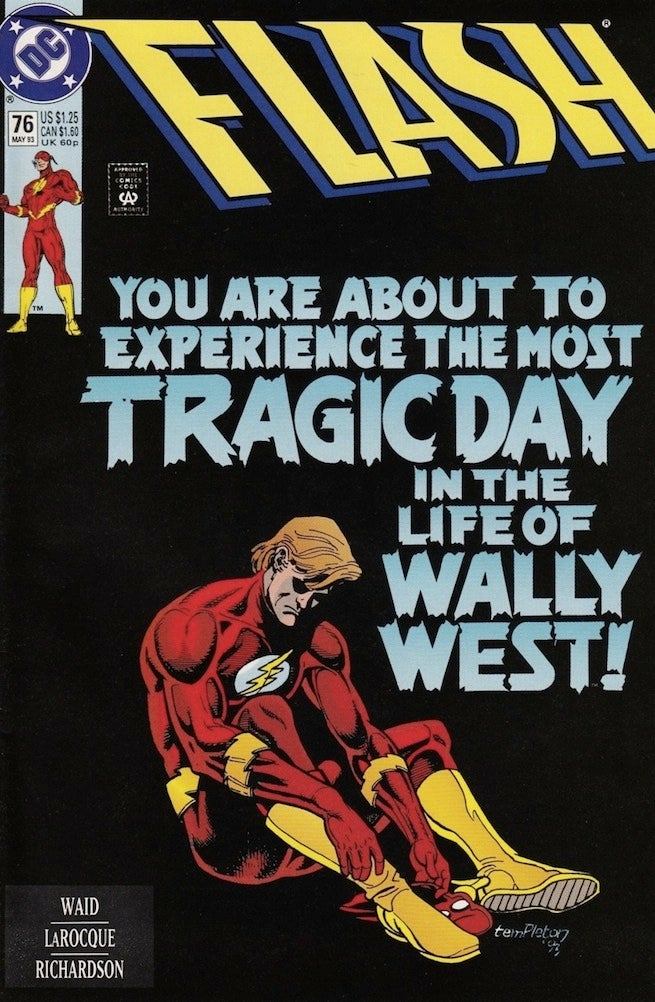 Flash vol. 2 #74-79 (1993)