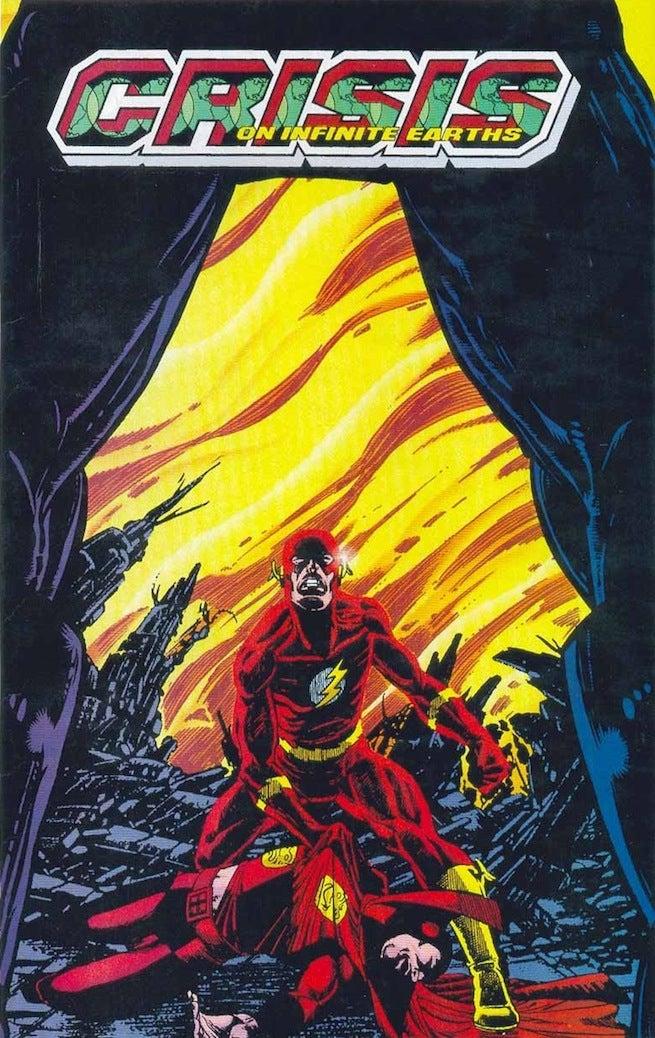 Crisis on Infinite Earth #8 (1985)