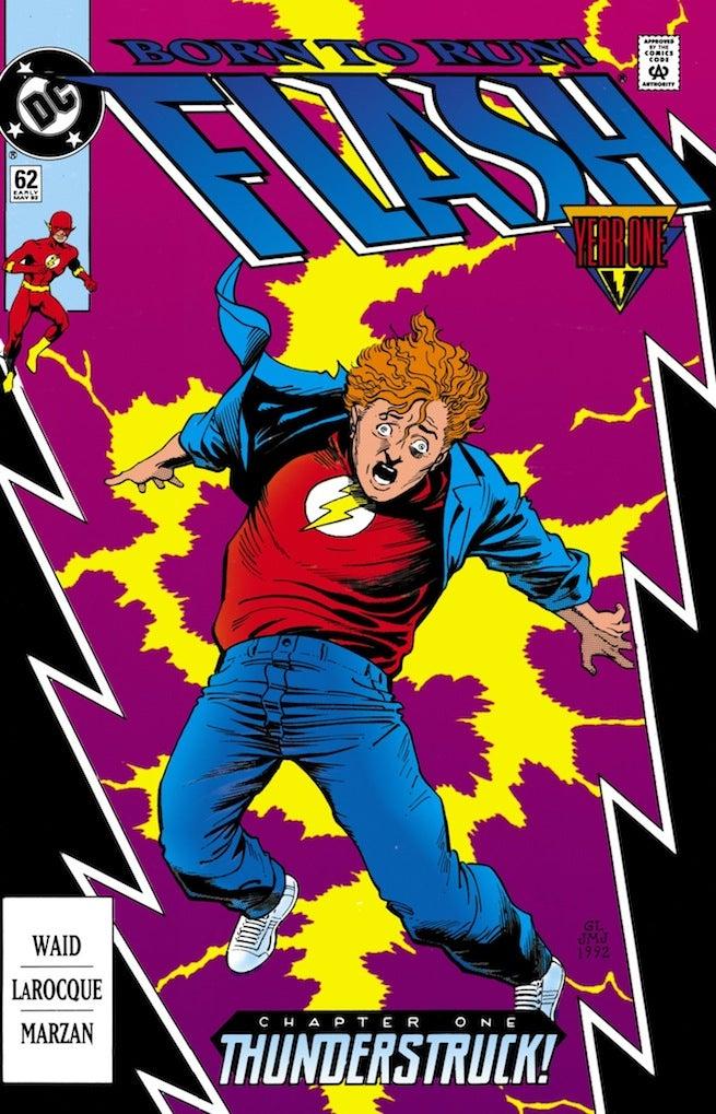 Flash vol. 2 #62-65 (1992)