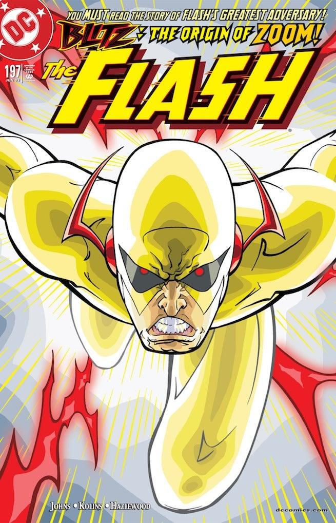 Flash vol. 2 #192-200 (2003)