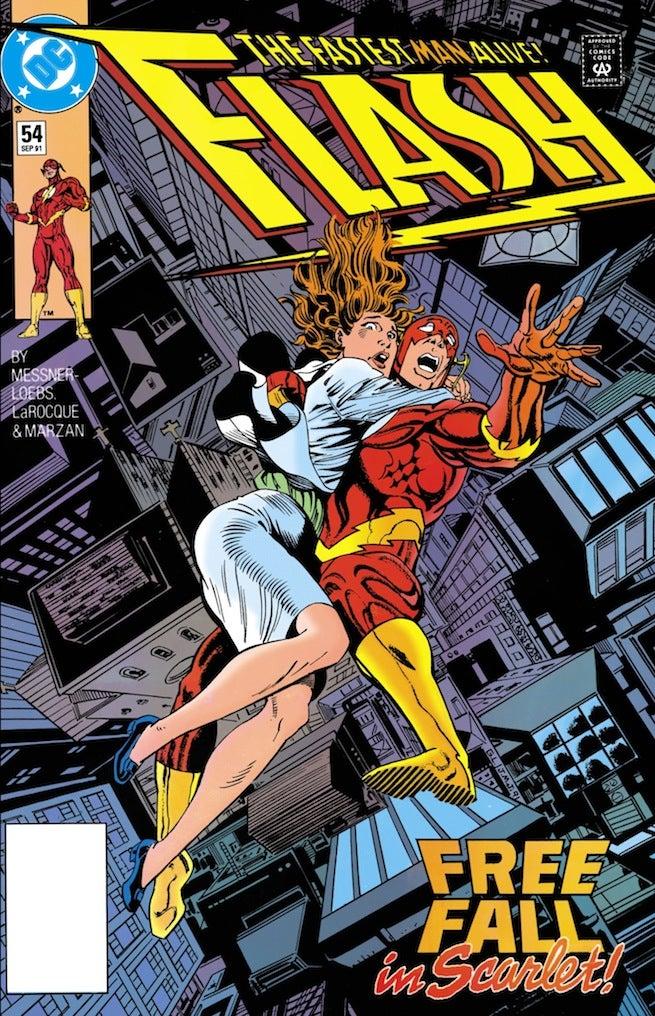 Flash vol. 2 #54 (1991)