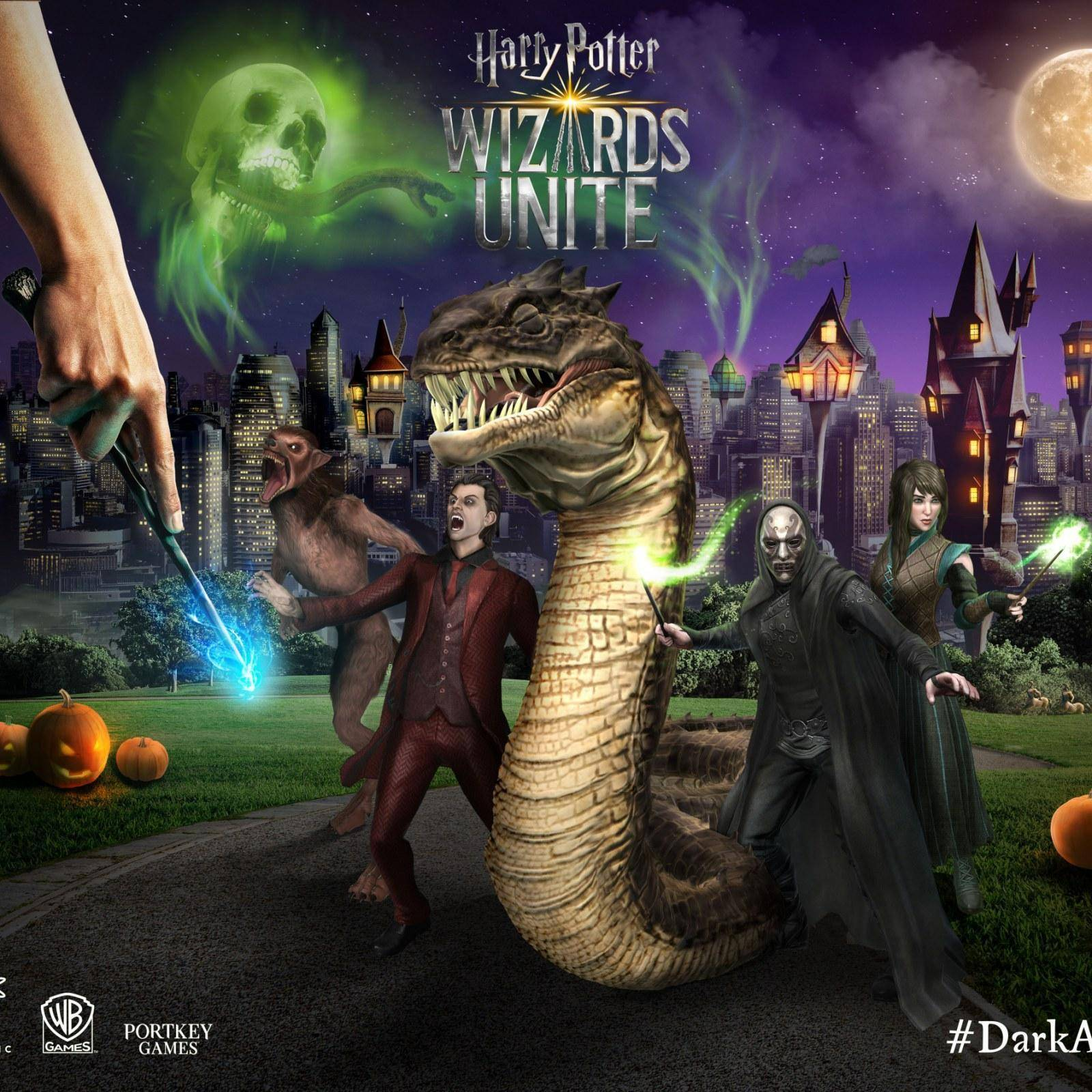 harry potter wizards united