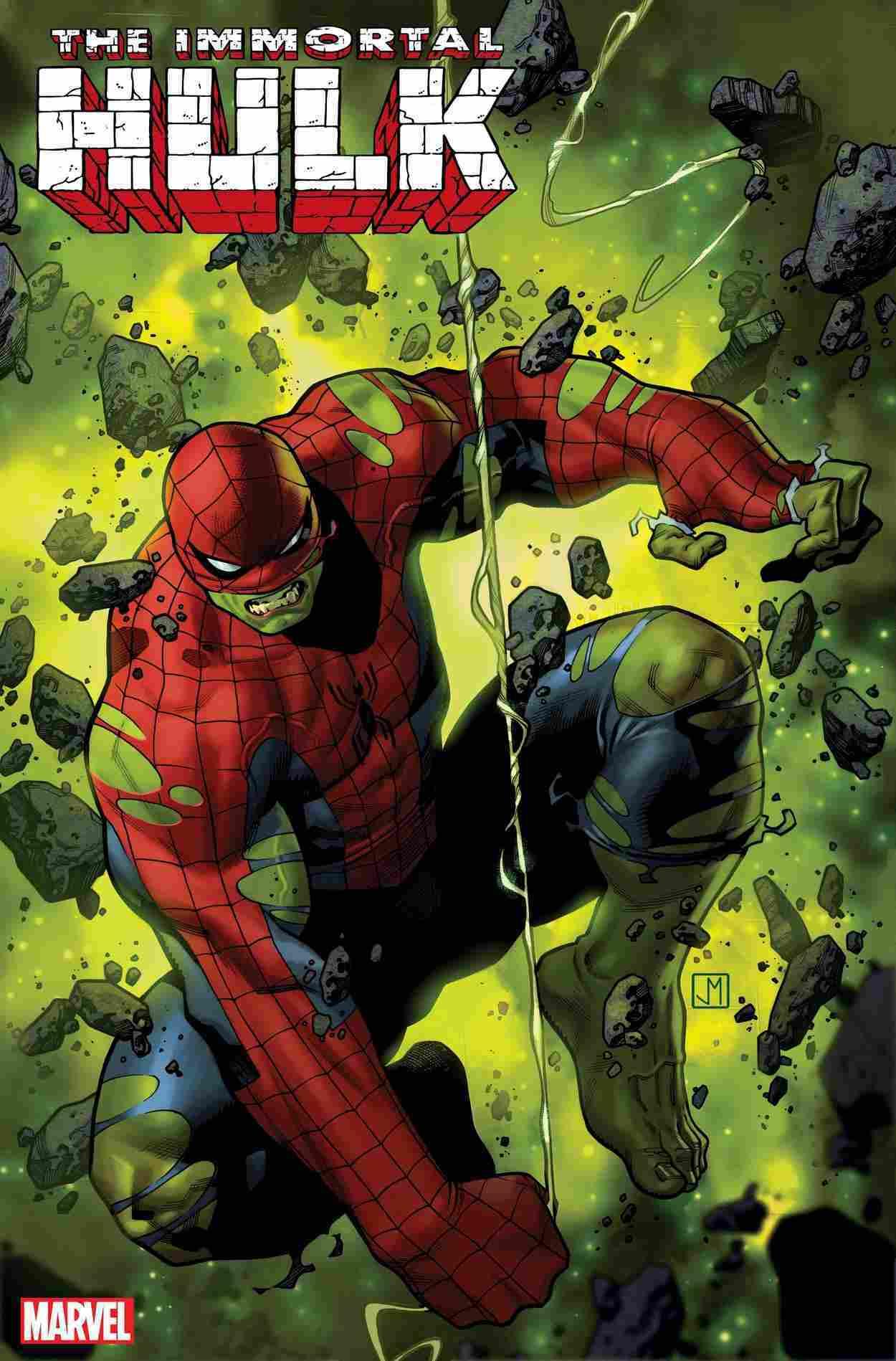 Immortal Hulk: Great Power #1 (Peter Parker)