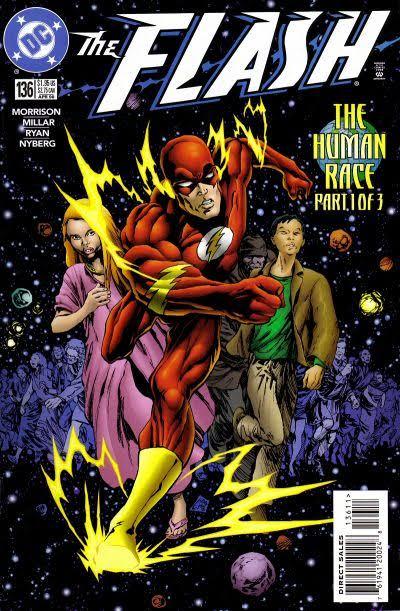 The Flash #136 - 141(2009)