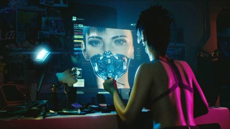 concurso cyberpunk 2077