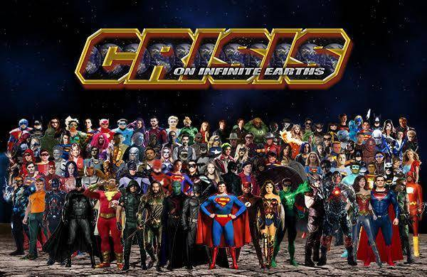 Batman de Michael Keaton ¿En Crisis On Infinite Earths?