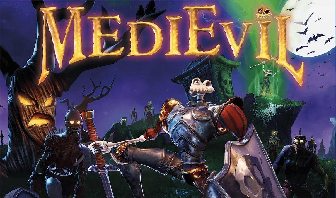 MediEvil Estrena su tráiler de lanzamiento
