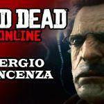 fugitivo sergio vincenza red dead online