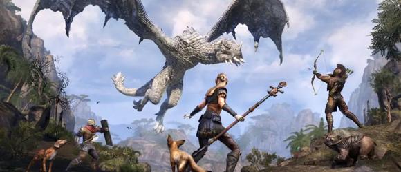 The Elder Scrolls 0nline en favor del rescate y protección de animales