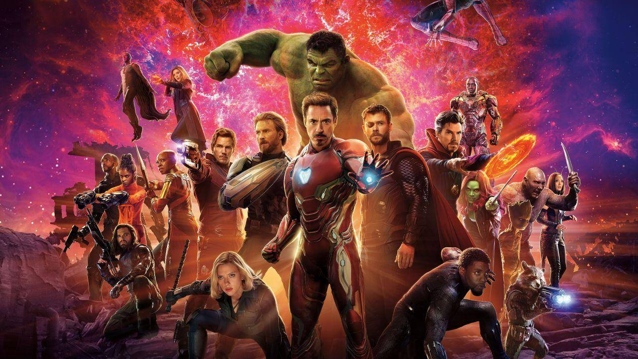 Avengers Infinity War ¿En vivo?