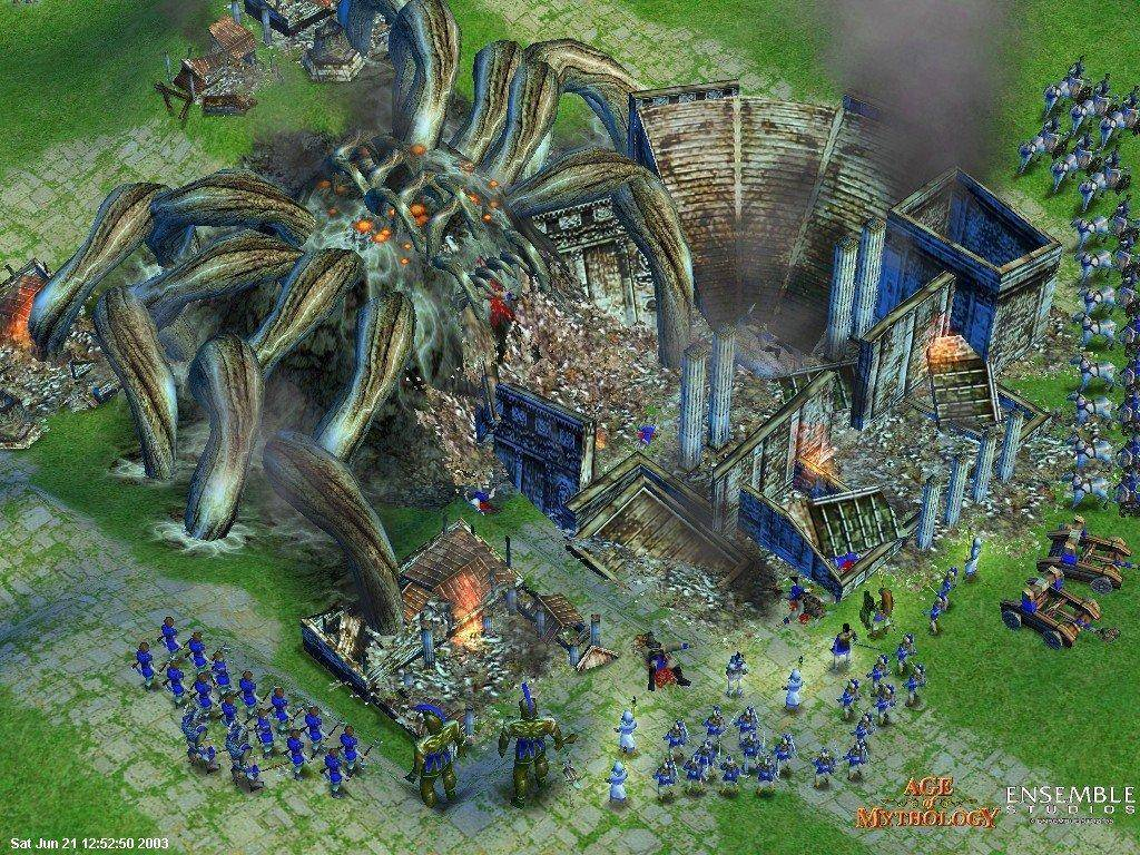 Age of Mythology podría regresar — Rumor