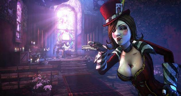 Borderlands Moxxi