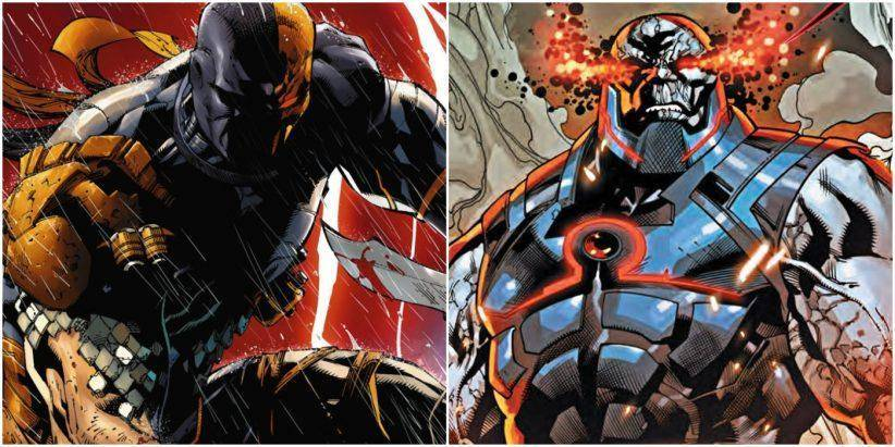 DC Villains, Darkseid, Deathshot