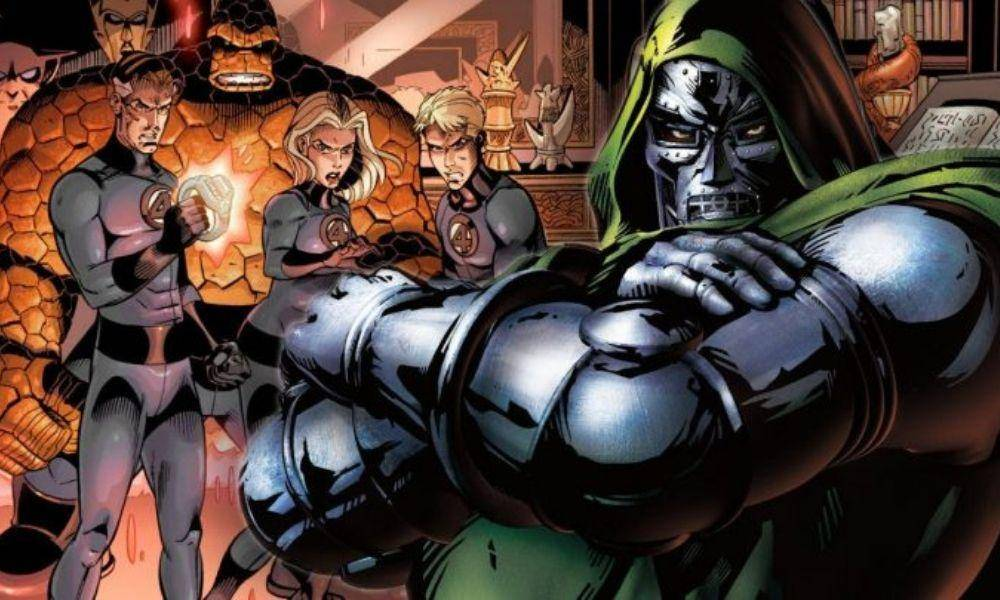 Fantastic Four & Dr. Doom