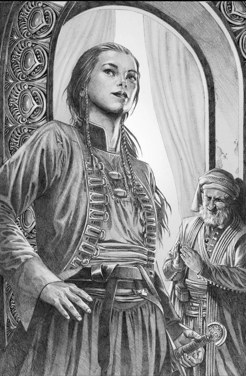 Game of Thrones, Elissa Farman