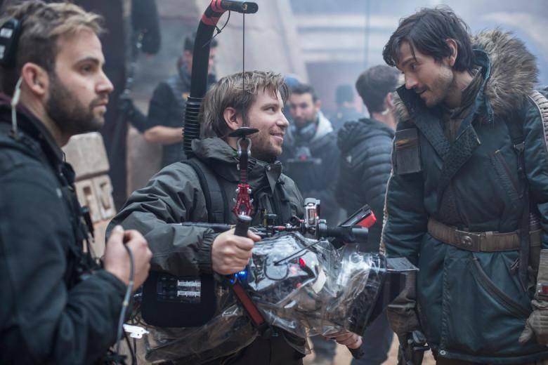 Gareth Edwards, Star Wars, Rogue One