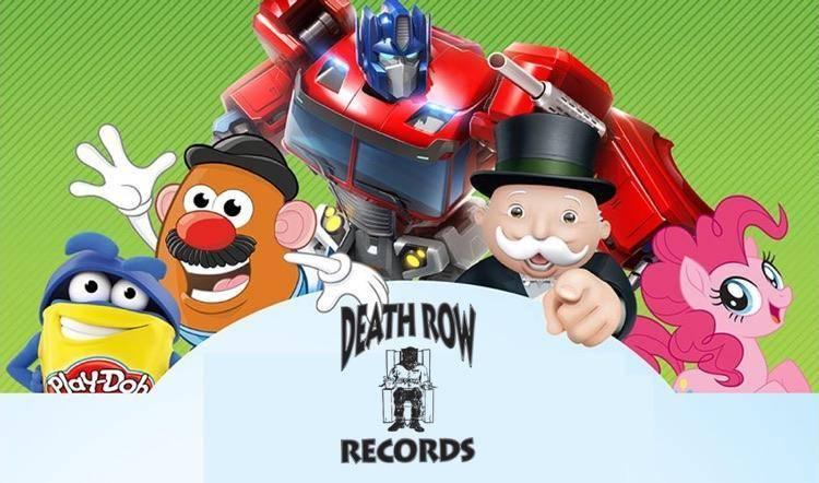 Death Row Records (Hasbro)