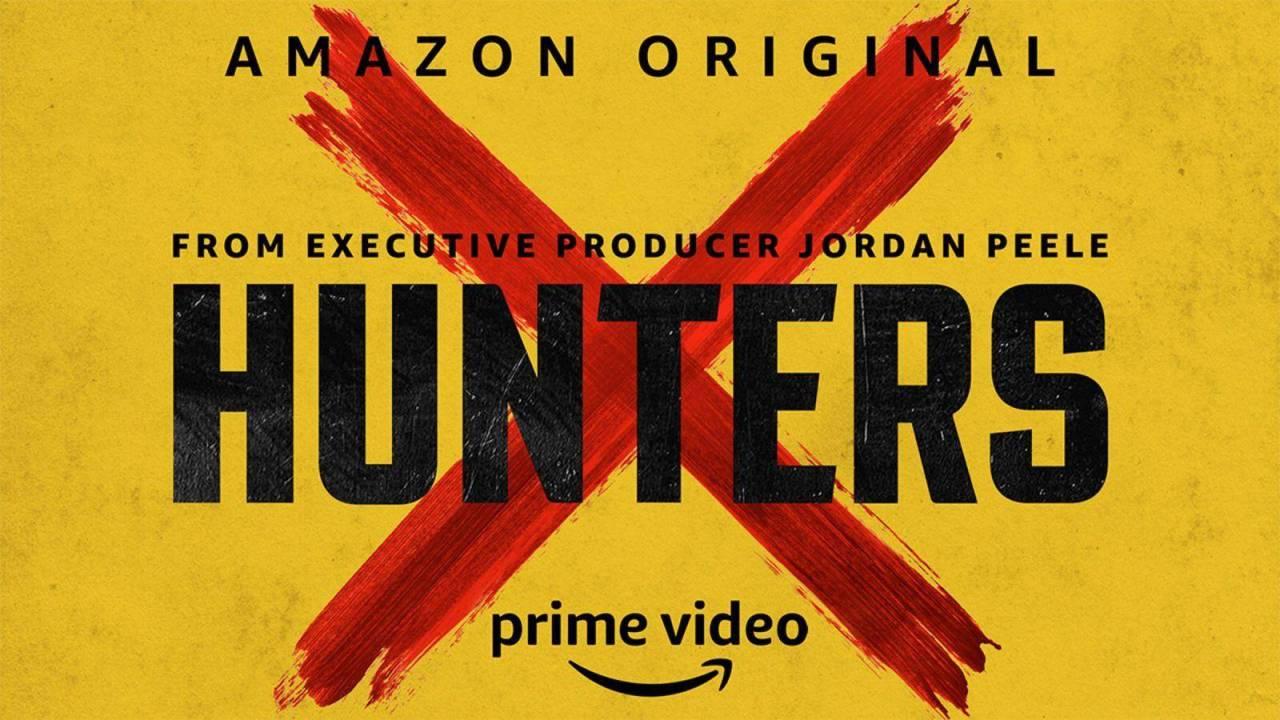 Serie Hunters Amazon Prime