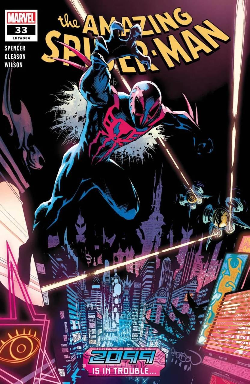 The Amazing Spider-Man 2099