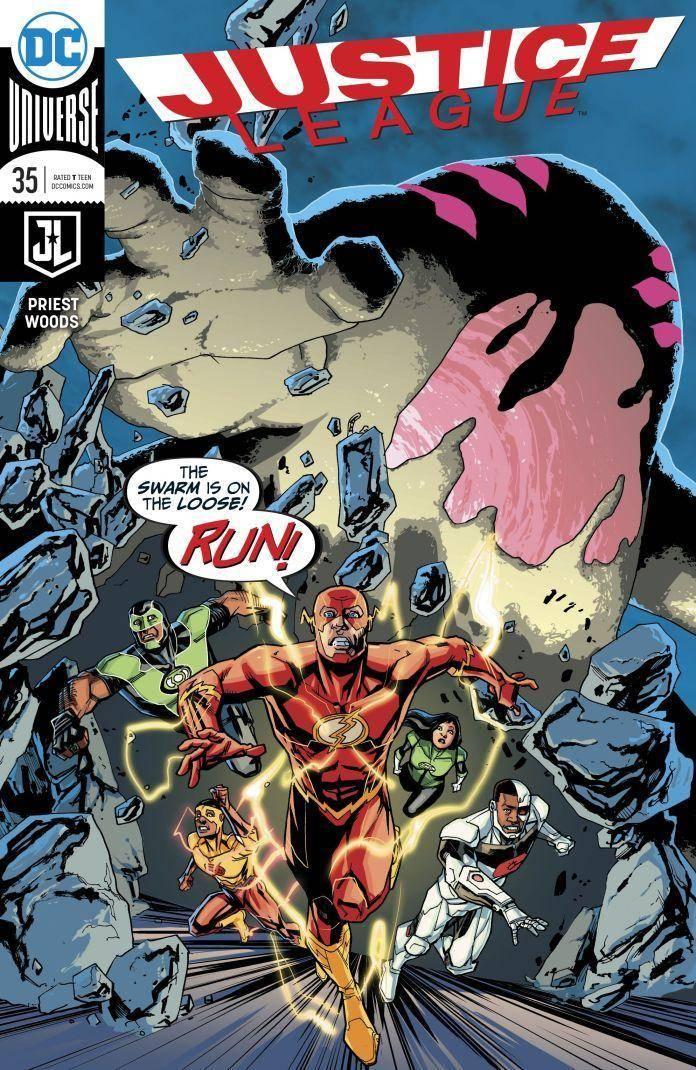 Justice League#35