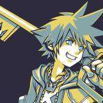Kingdom Hearts, Sora