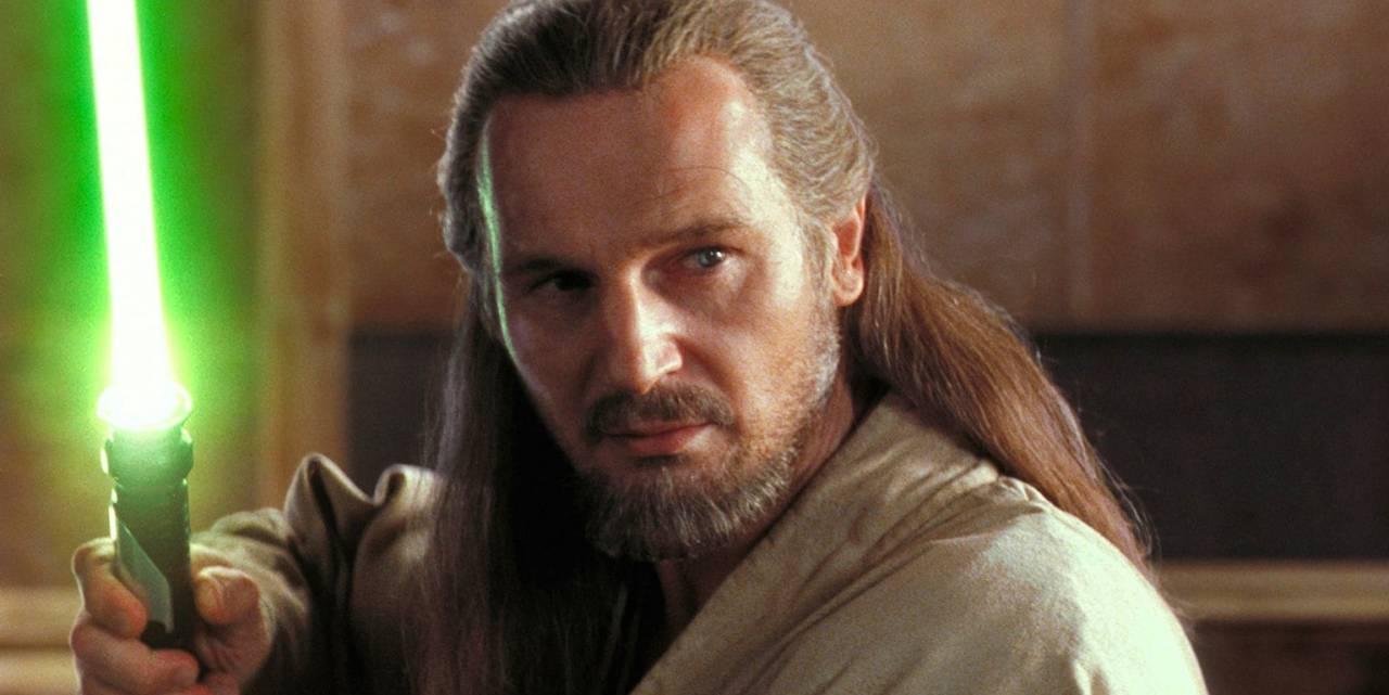 Liam Neeson, Qui-Gon Jinn