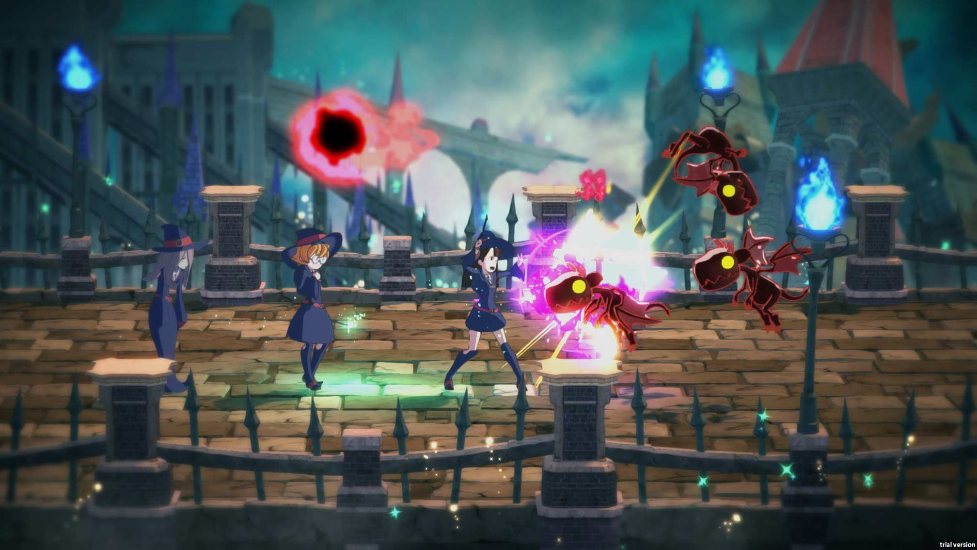 Little Witch Academia (Equipo)