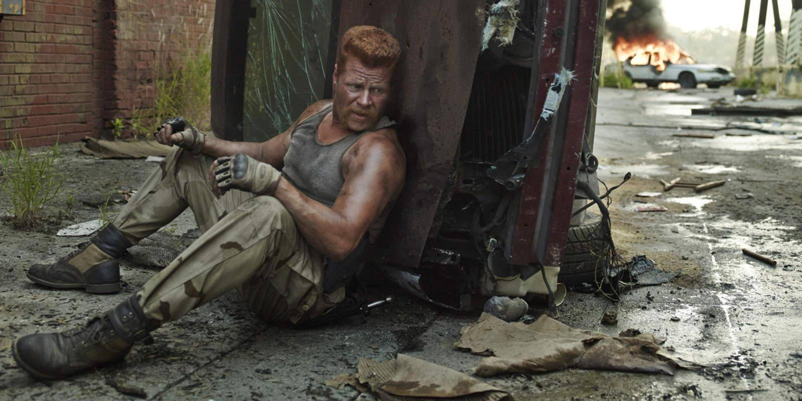 Michael Cudlitz comienza grabación del spin-off de The Walking Dead