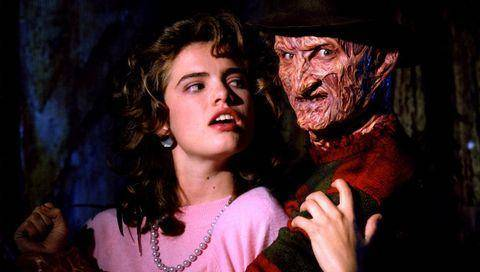 Nancy, Freddy Krueger, A Nightmare on Elm Street