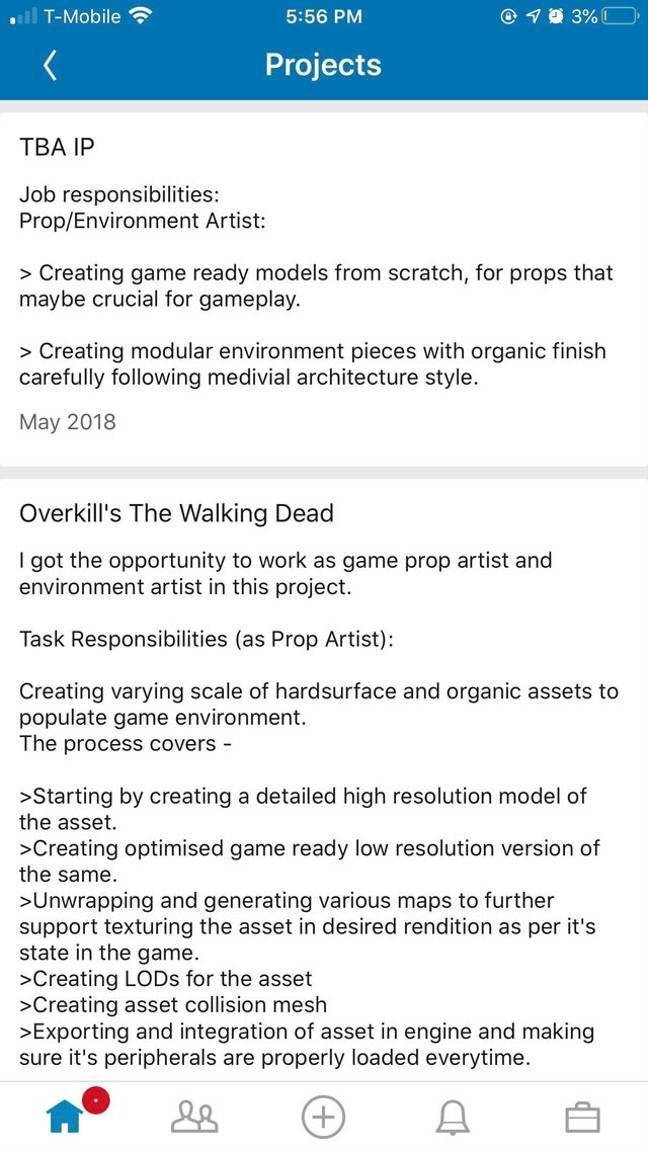 Rockstar, Project Medieval