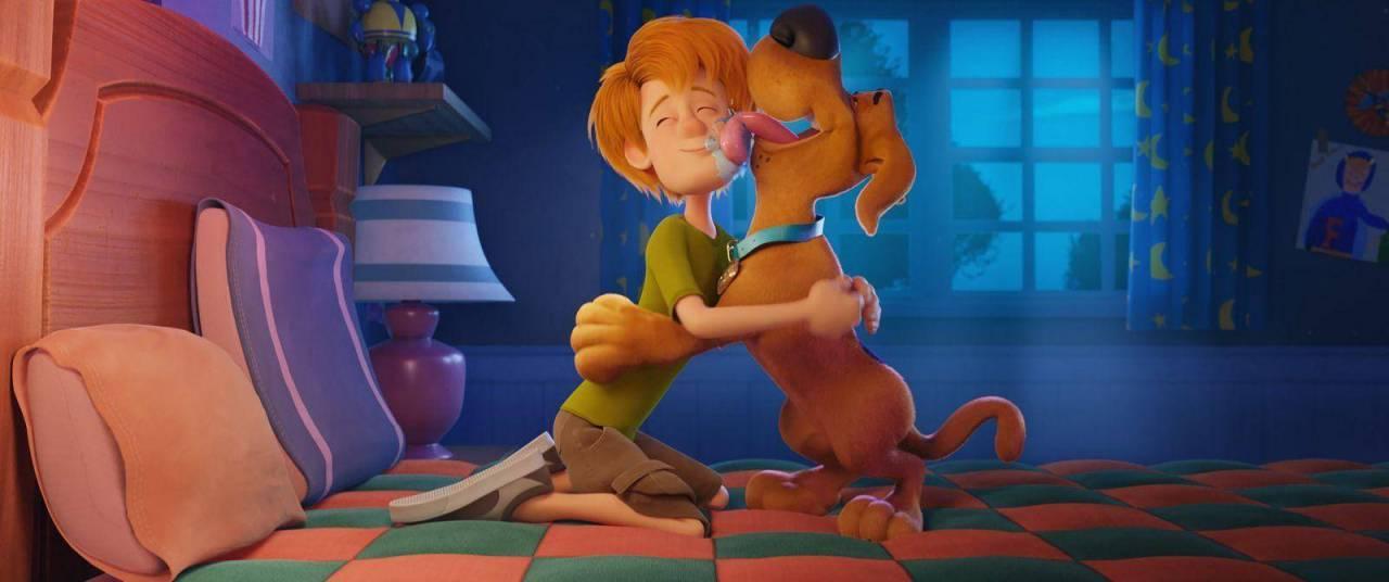Shaggy & Scooby (Scoob)
