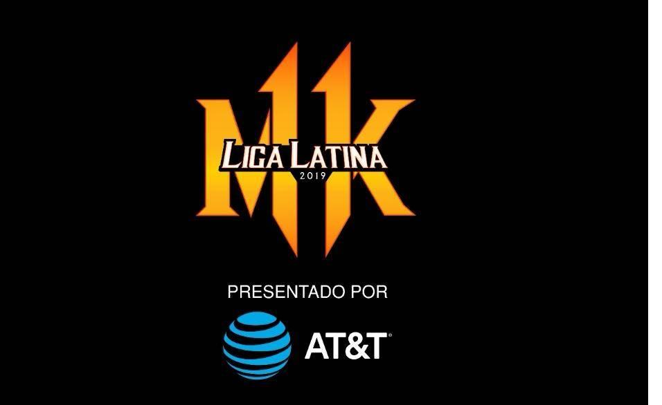 AT&T Liga Latina Mortal Kombat