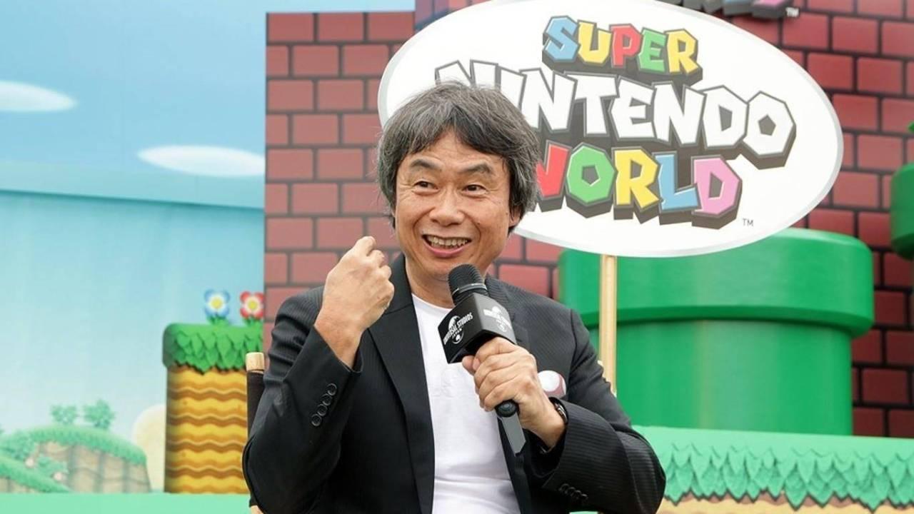 Shigeru Miyamoto (Póster)