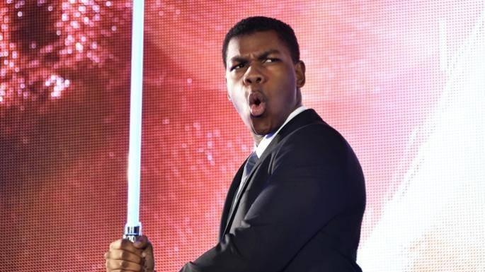 Star Wars, John Boyega, Finn