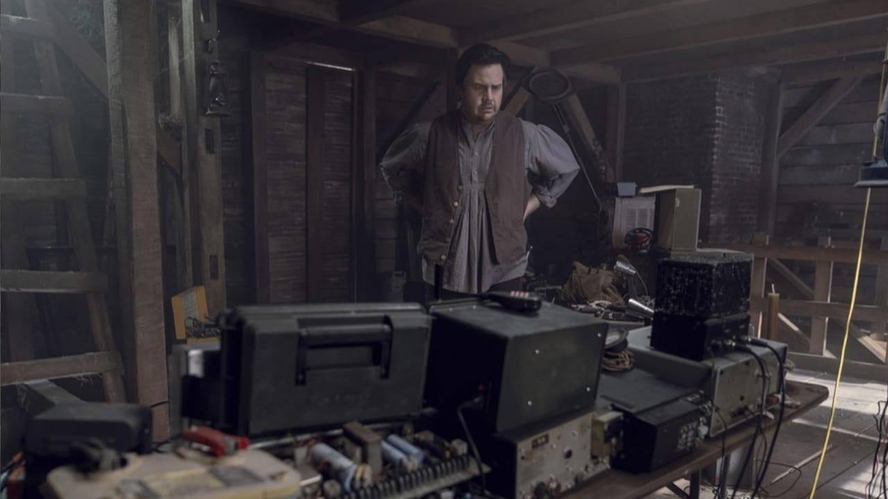 The Walking Dead, Eugene