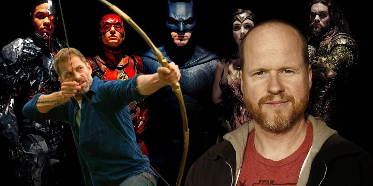 Snyder vs Weddon (Justice League)