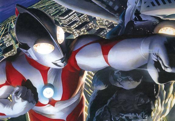 Marvel traerá a Ultraman en 2020